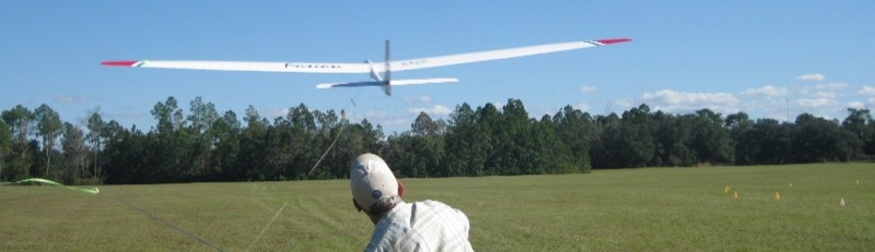 Ed White flew his Fusion with precision - especially in the fly-off.