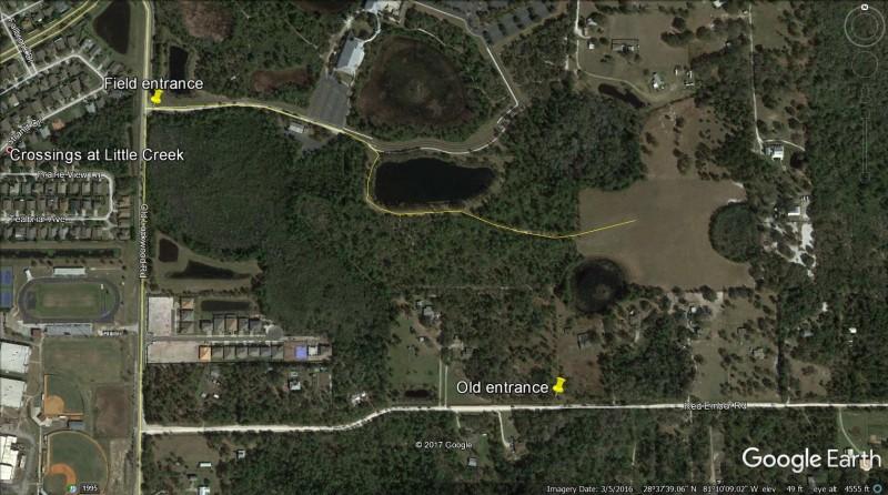 Seminole State Oviedo Campus Map.Flying Fields Orlando Buzzards
